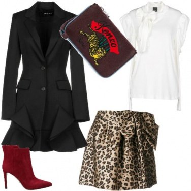 Outfit Animalier:must have!