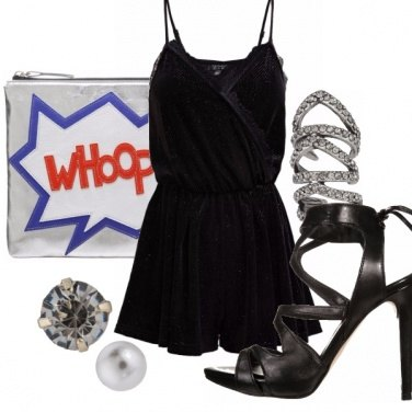 Outfit Ooh la la