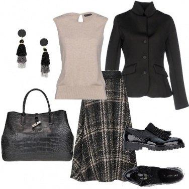 Outfit Comoda eleganza