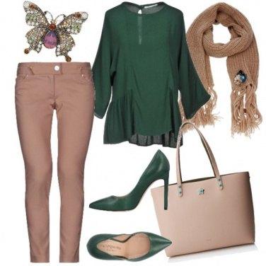 Outfit Al lavoro in autunno