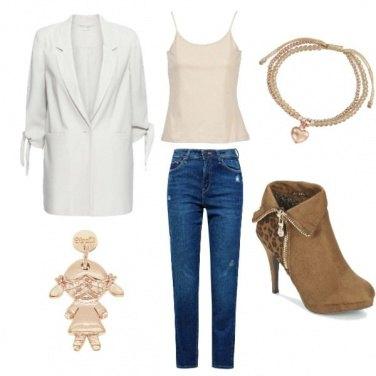 Outfit #Colori tenui
