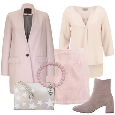 Outfit Per te che vivi in rosa