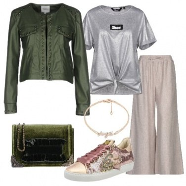 Outfit Focus sulle sneakers