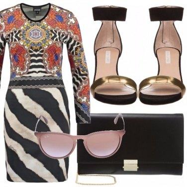 Outfit Zebra & fantasy