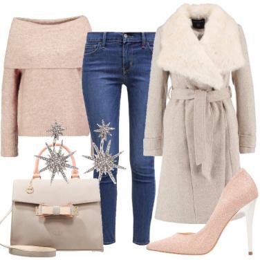Outfit Alla festa col jeans