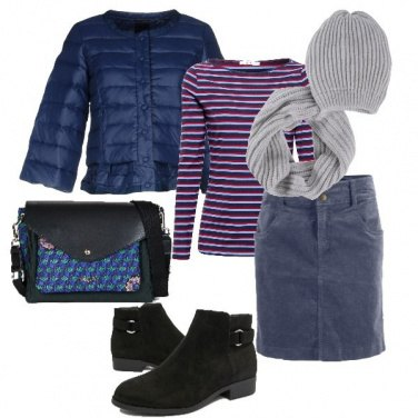 Outfit Inverno basic