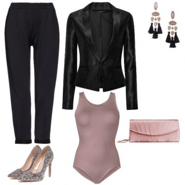 Outfit Girl\'s night