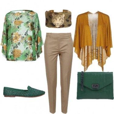 Outfit Bangle Tigre