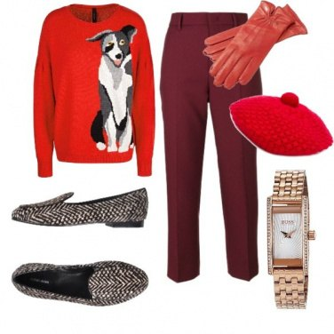 Outfit A spasso col cane