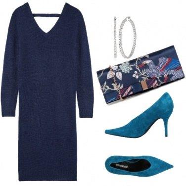 Outfit Morbido abito
