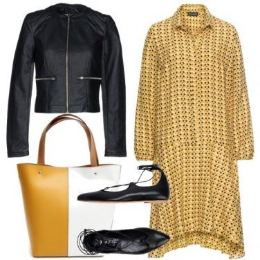 Outfit Chemisier fantasia