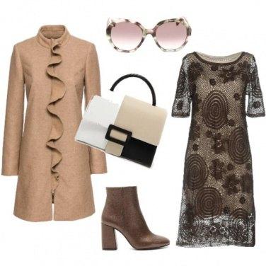 Outfit Intensa come il caffè