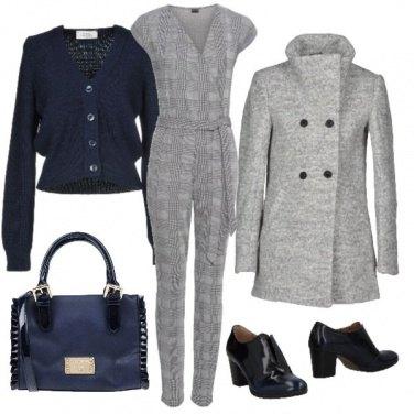Outfit Quadretti