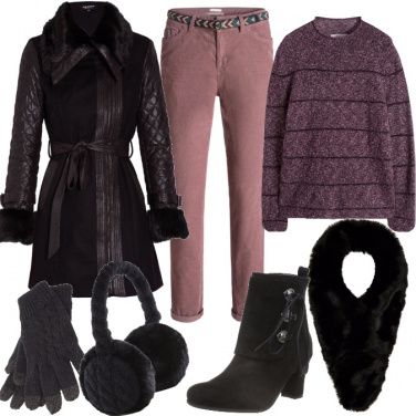 Outfit Vacanze invernali