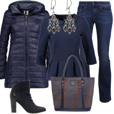 Outfit Jeans ovunque