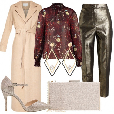 Outfit Sfumature d\'oro