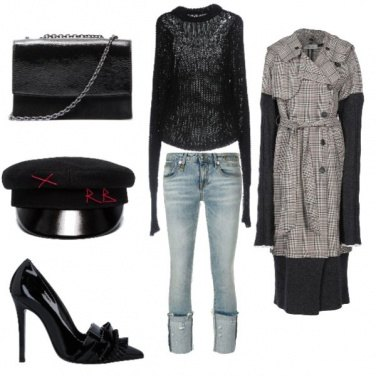 Outfit Urban #7705