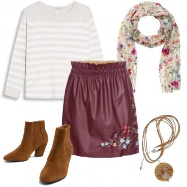 Outfit Romantica In Mini