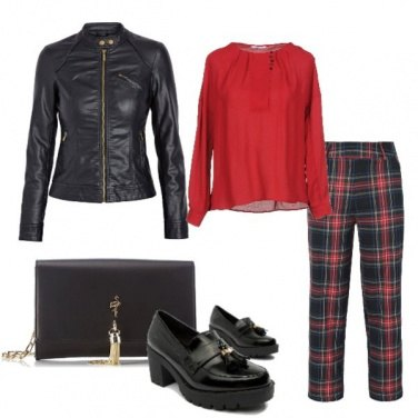 Outfit Tofly_serata