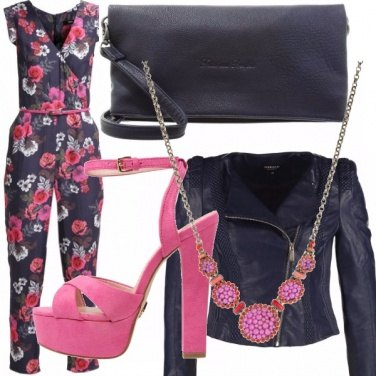 Outfit Flower jumpsuit