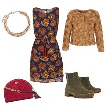 Outfit I fiori che non stancano