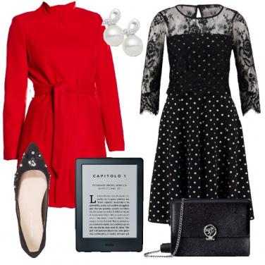 Outfit Alla zia romanticamente tecnologica