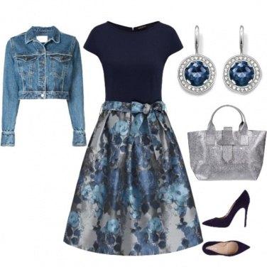 Outfit Inguaribile romantica