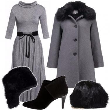 Outfit Bella nonostante il freddo