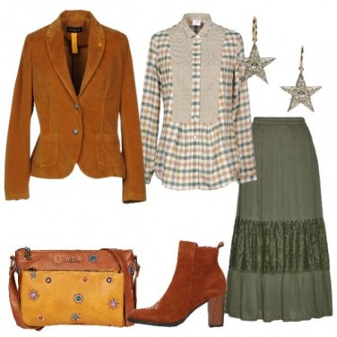 Outfit Stile country