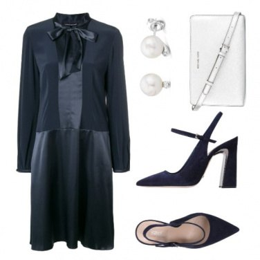 Outfit Blue night