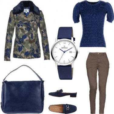 Outfit Una mattina d\'autunno