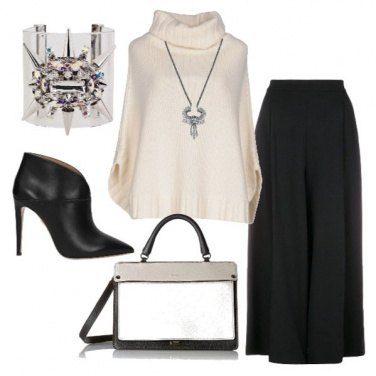 Outfit Linee morbide