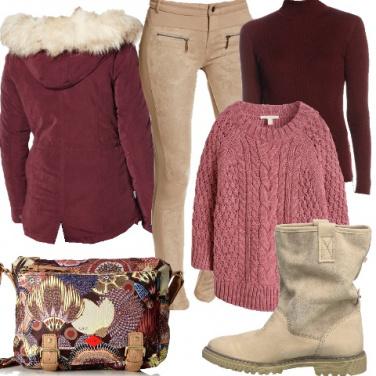 Outfit Al rifugio e dintorni