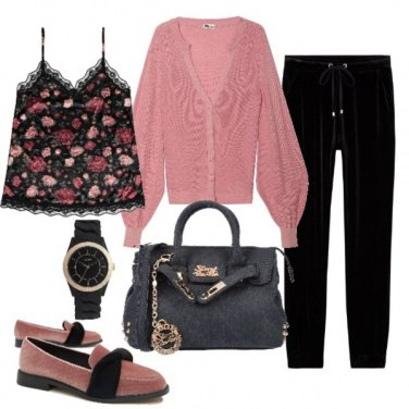 Outfit Velluto