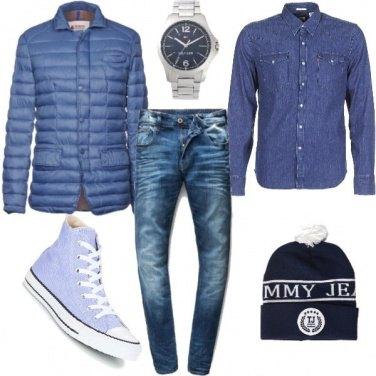 Slim 3301 Star Uomo Raw Bantoa Jeans G wFH87Aqq