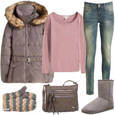 Outfit Weekend ai mercatini di natale