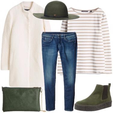 Outfit Partire con stile
