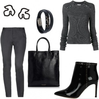Outfit Grey...