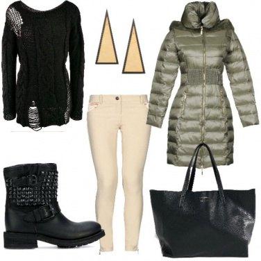 Outfit Primi giorni di freddo...