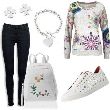 Outfit Giornata di scuola