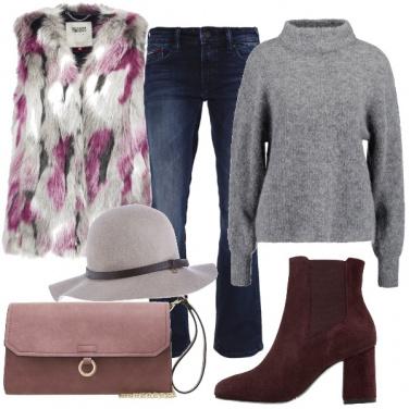 Outfit Trendy in un giorno di festa