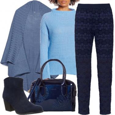 Outfit Paesaggi invernali