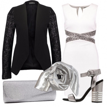 Outfit Bellissima per il party