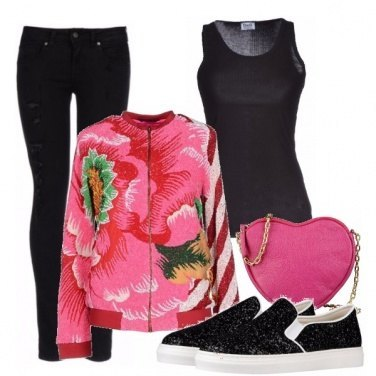 Outfit Bomber