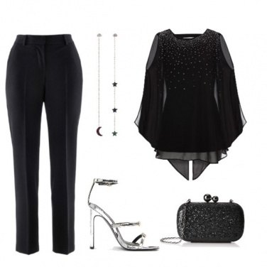 Outfit Curvy sparkle