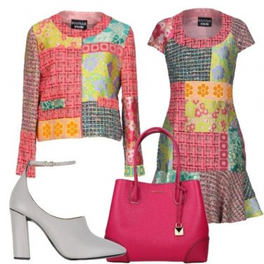 Outfit Completo Moschino