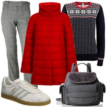 Outfit Vacanza natalizia