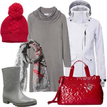 Outfit Vacanze con la pioggia