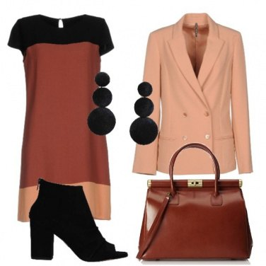 Outfit Tre colori