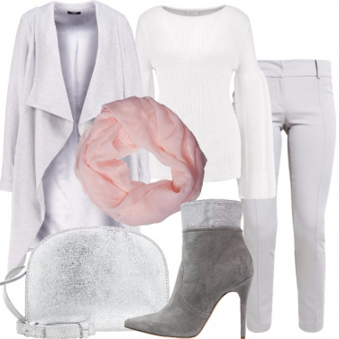 Outfit Festa di neve